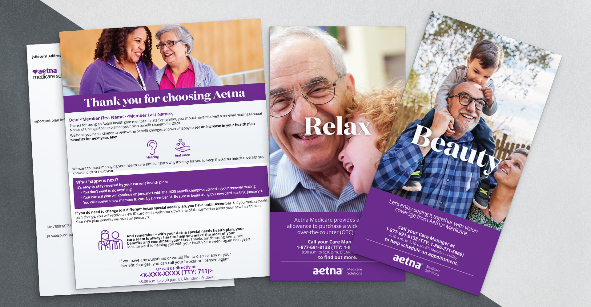 Aetna DSNP Retention Creative