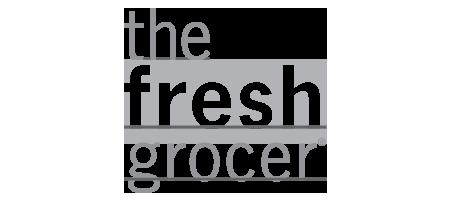 The Fresh Grocer logo