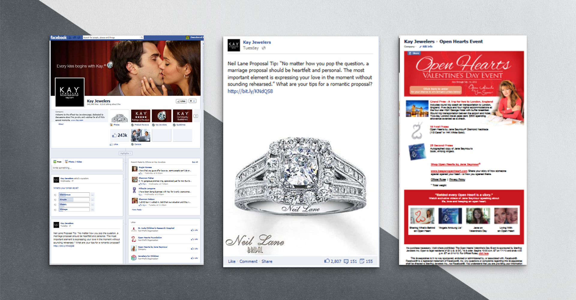 Kay Jewelers Digital Creative