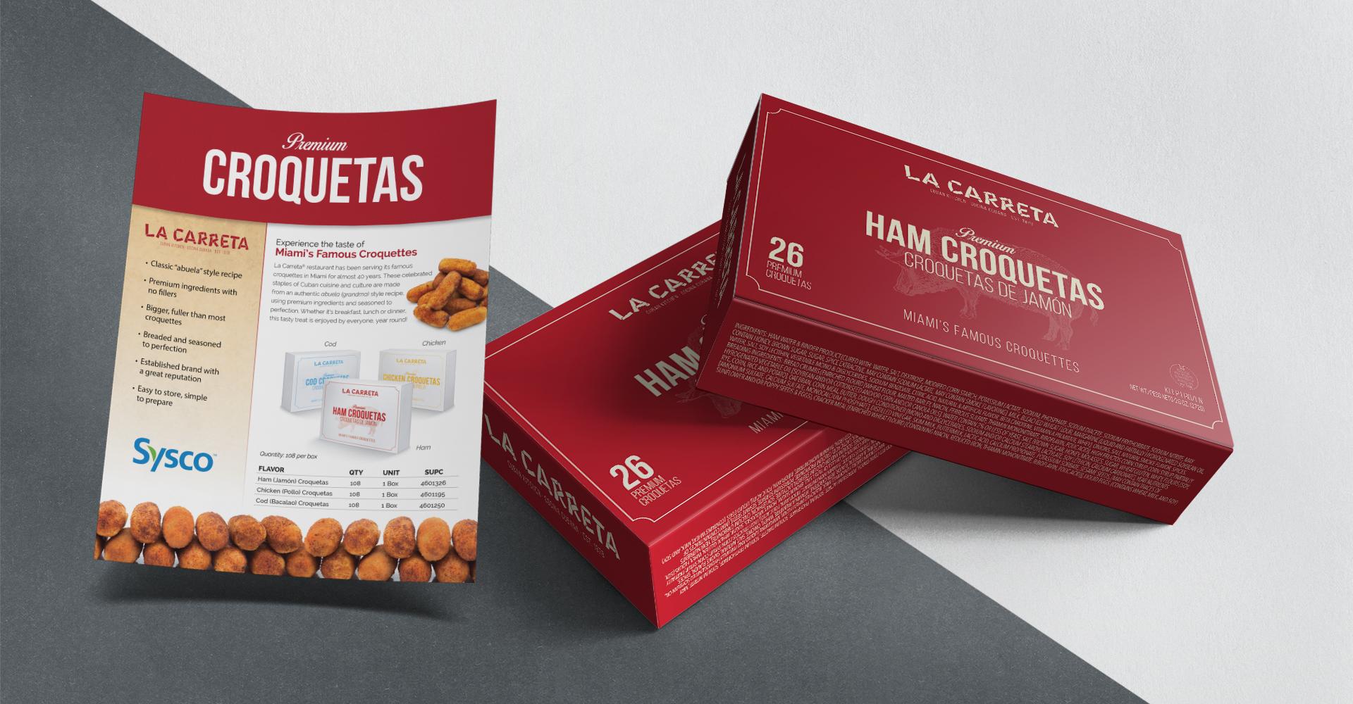 La Carreta Packaging Creative