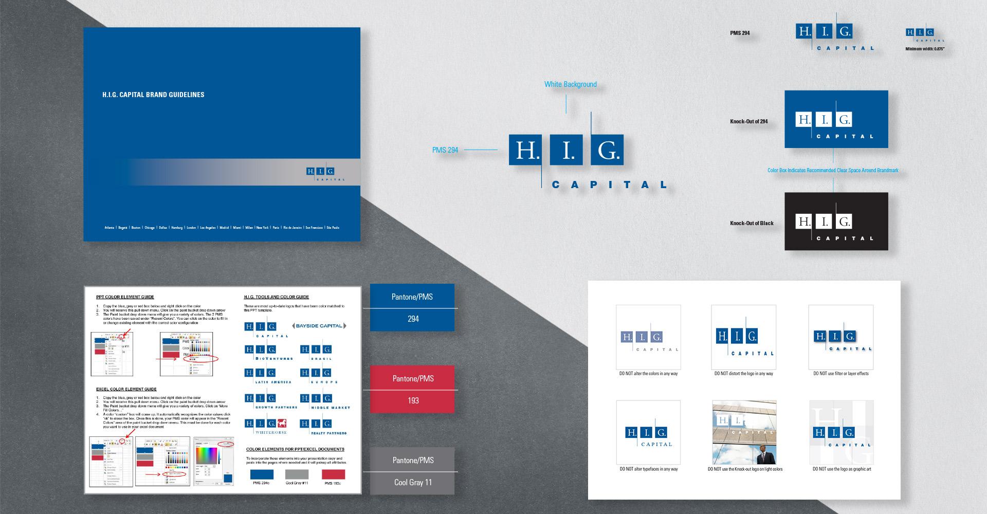 H.I.G. Capital Branding Creative
