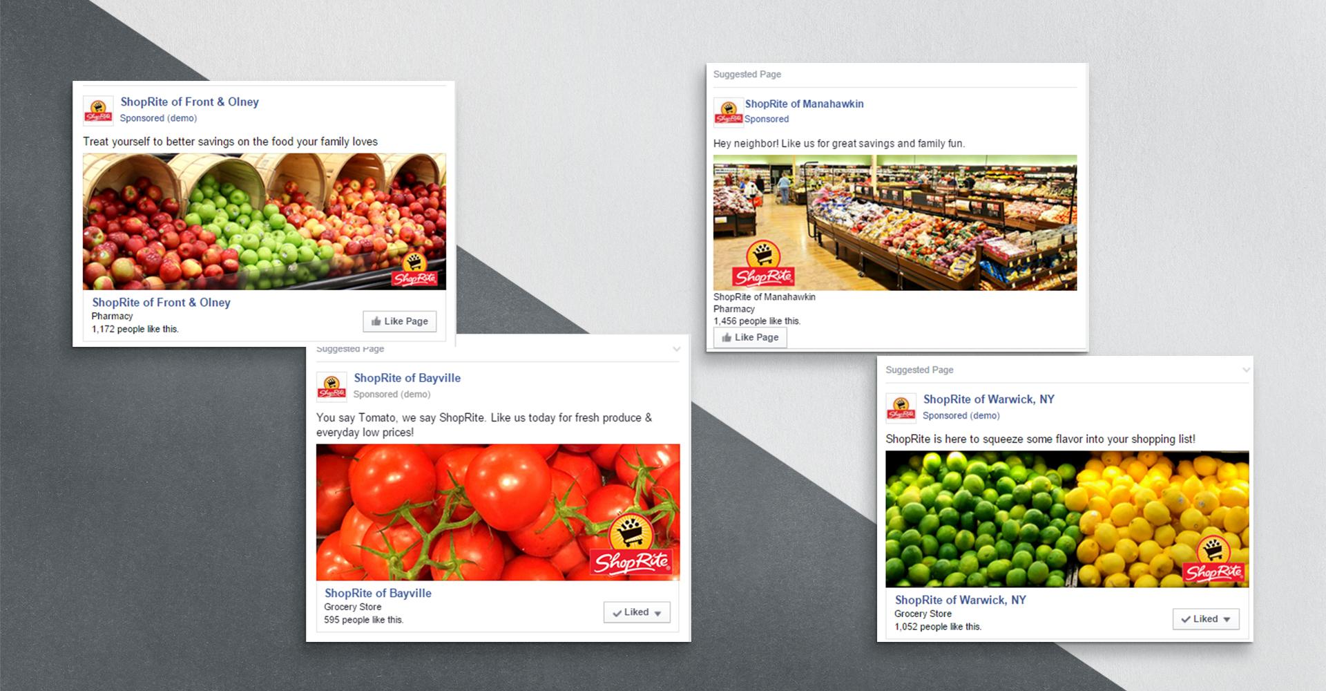 ShopRite social media