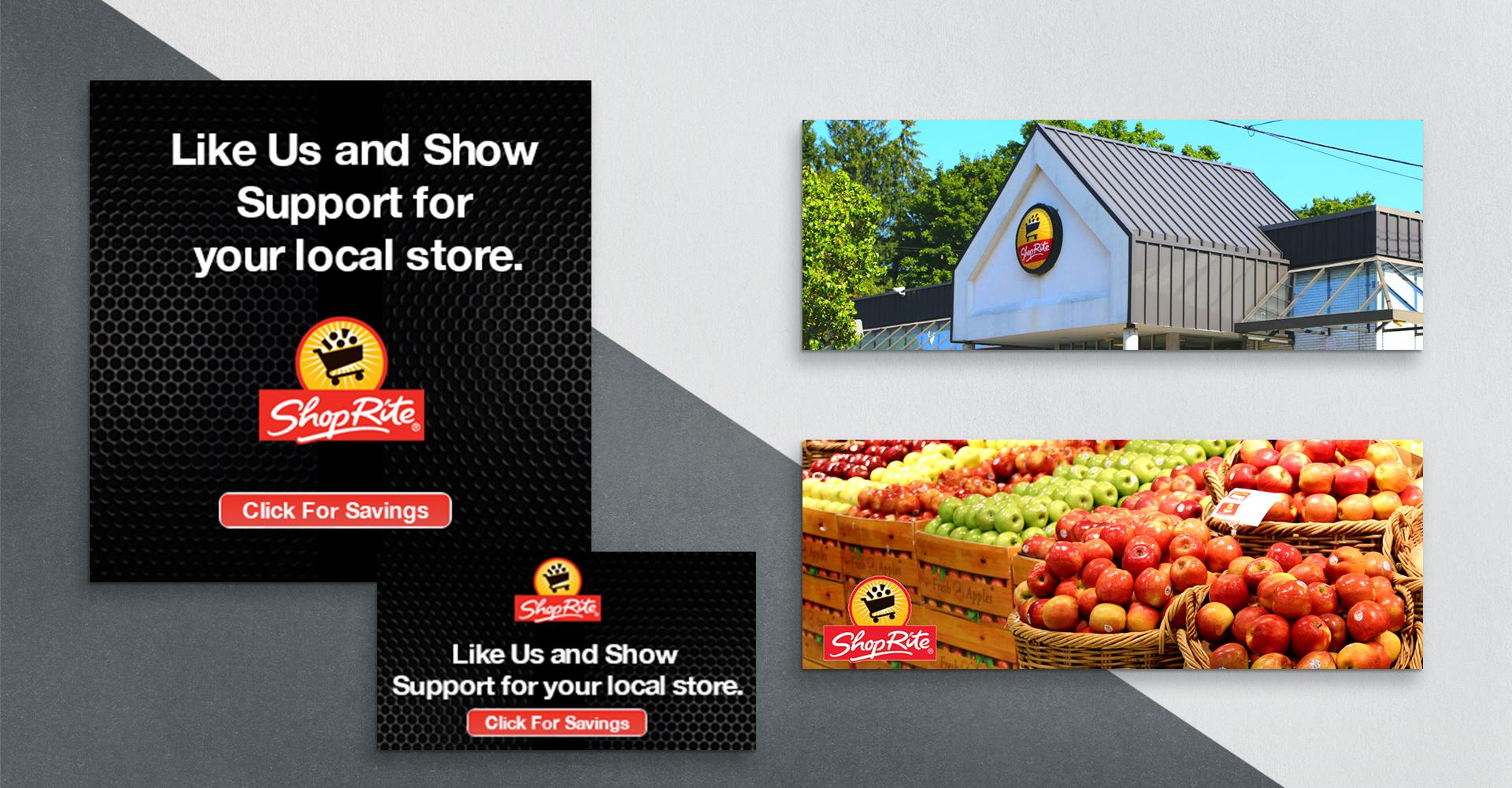 ShopRite digital display